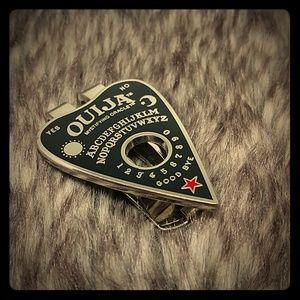 OUIJA Board Design Money Clip